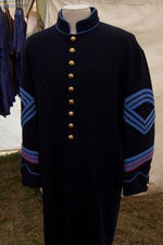 US. Enlisted Frock Coat